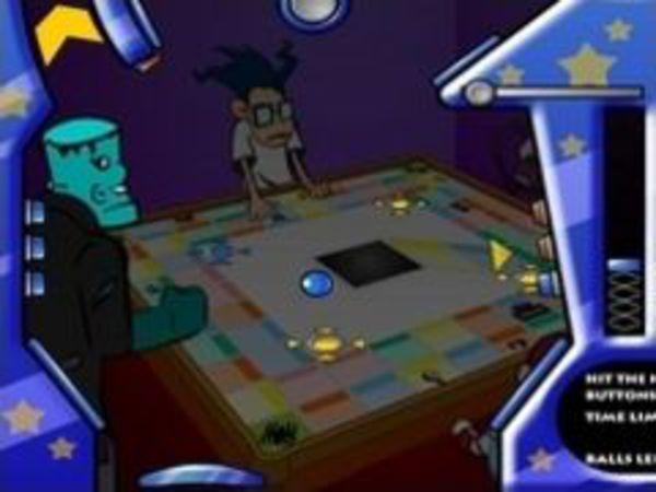 Bild zu Geschick-Spiel Pinball 2