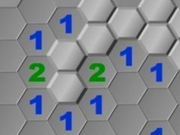 Bild zu Denken-Spiel Hexmines