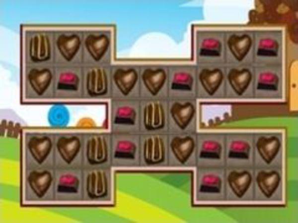Bild zu Denken-Spiel House of Chocolates