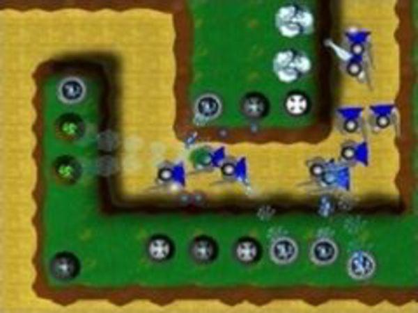 Bild zu Action-Spiel Hybra Tower Defence