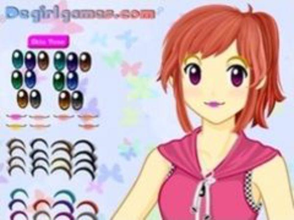 Bild zu Mädchen-Spiel Japanese Girl