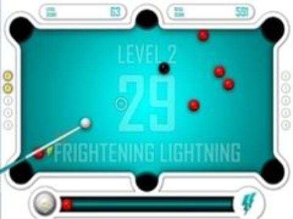 Bild zu Top-Spiel Lightning Pool