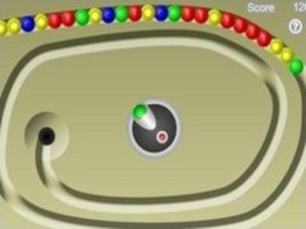 Bild zu Geschick-Spiel Marble Lines