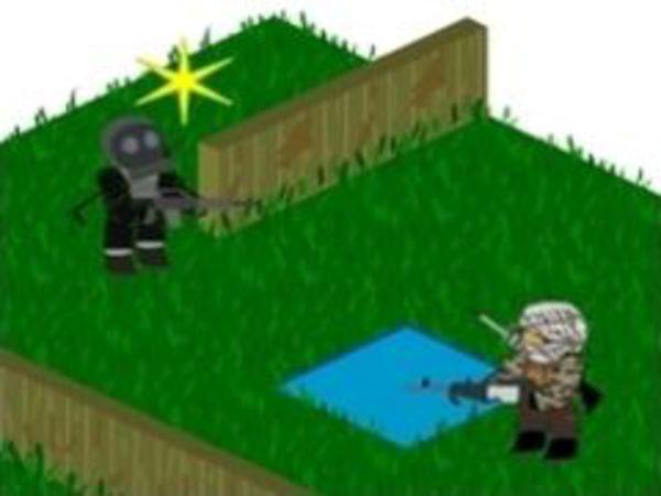 Bild zu Action-Spiel Modern Tactics 2