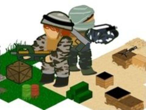 Bild zu Action-Spiel Modern Tactics 3