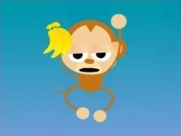 Bild zu Kinder-Spiel Mon the Monkey