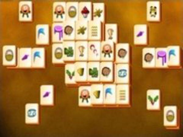 Bild zu Denken-Spiel Multistage Mahjongg