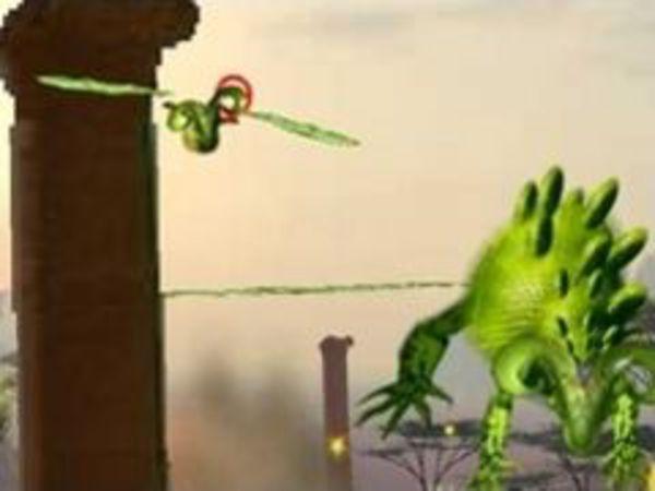 Bild zu Action-Spiel Nimian Flyer Legends