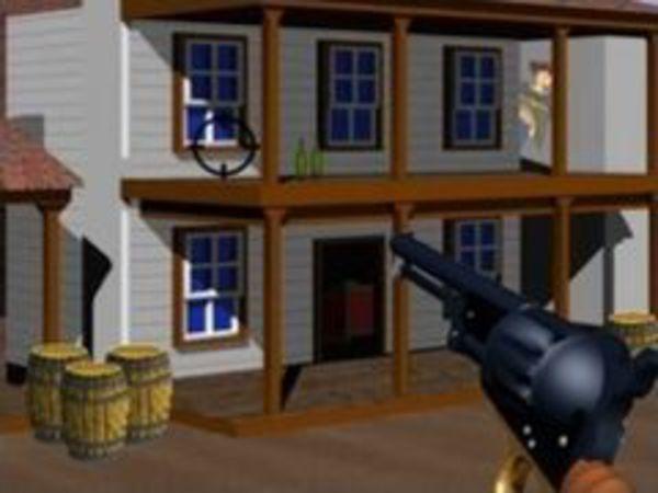 Bild zu Action-Spiel Wild West - Coin Fest