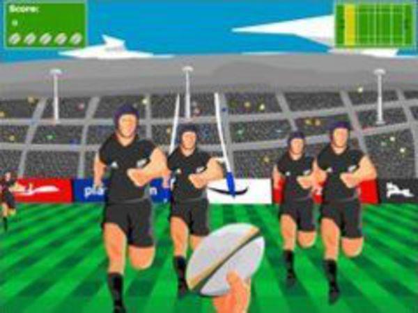Bild zu Geschick-Spiel Rugby ruck it