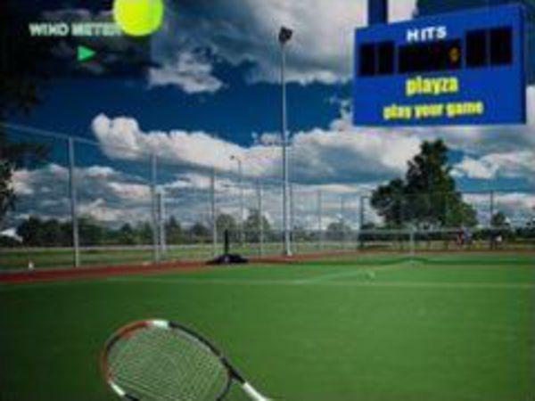 Bild zu Sport-Spiel Tennis Smash
