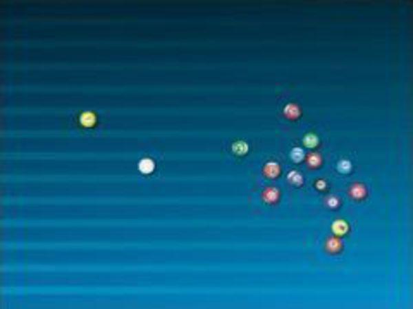 Bild zu Geschick-Spiel Pocket Pool