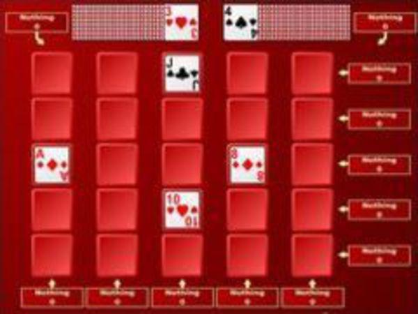 Bild zu Denken-Spiel Pokerpatience