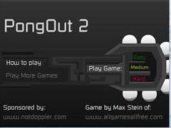 Bild zu Klassiker-Spiel Pong Qut 2