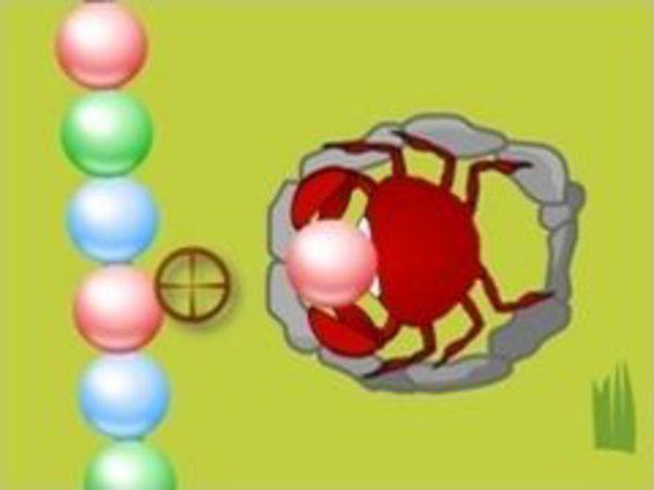 Bild zu Kinder-Spiel Crab and Pearl