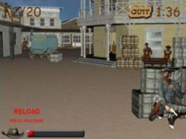 Bild zu Action-Spiel Wildpistol