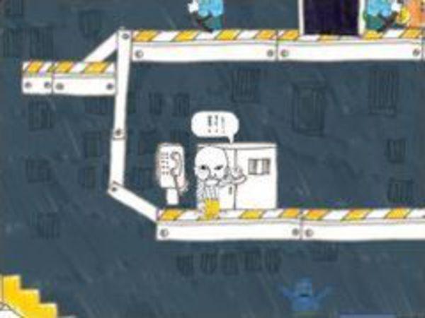 Bild zu Strategie-Spiel Prisonarcade