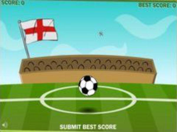 Bild zu Geschick-Spiel Worldcup Fever