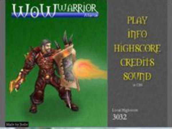 Bild zu Action-Spiel Wow Warrior Alliance