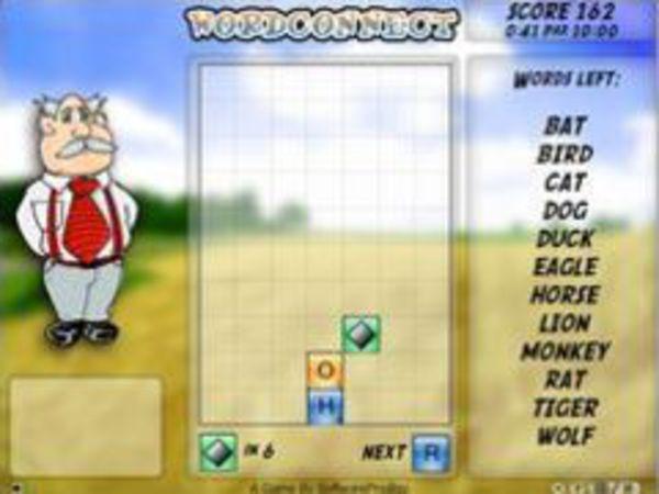 Bild zu Denken-Spiel Wordconnet 13