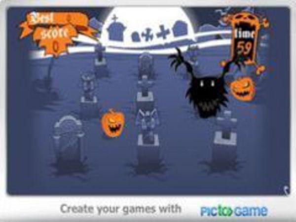Bild zu Action-Spiel Puppets Halloween