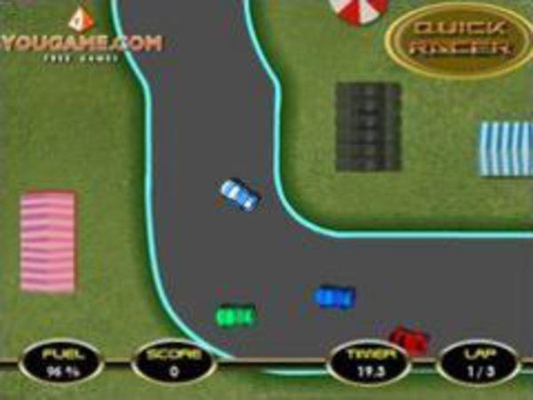 Bild zu Rennen-Spiel Quick Racer