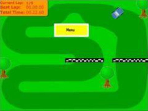 Bild zu Rennen-Spiel Racing Game