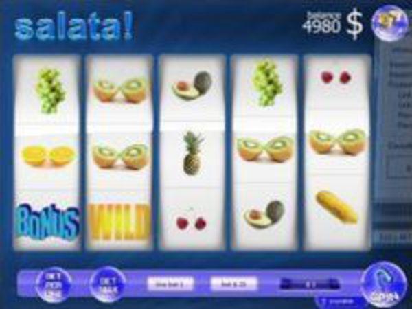 Bild zu Top-Spiel Salata