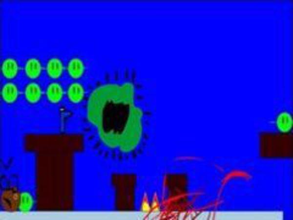 Bild zu Geschick-Spiel Real jumpy jeff