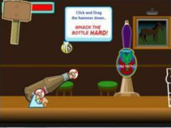 Bild zu Geschick-Spiel Rat Shot