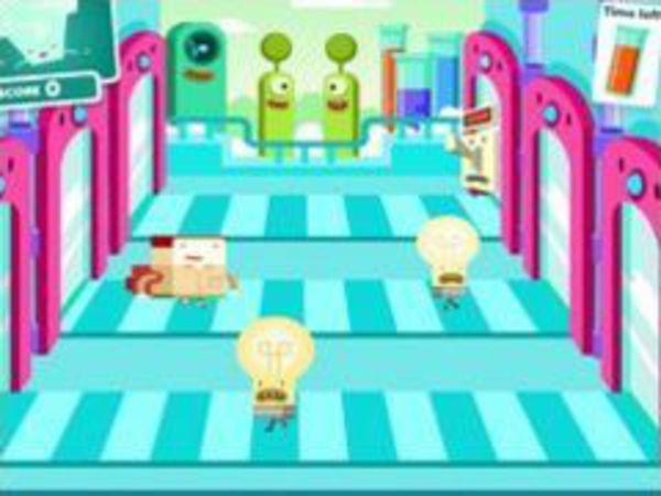 Bild zu Geschick-Spiel Webbli