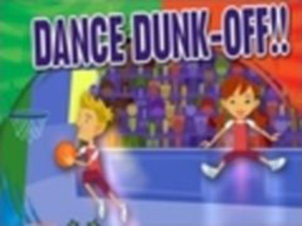 Bild zu Geschick-Spiel Dance Dunkoff