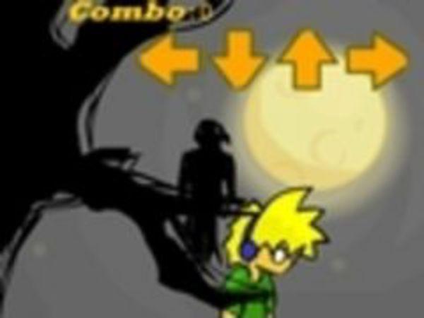 Bild zu Geschick-Spiel Halloween Jam