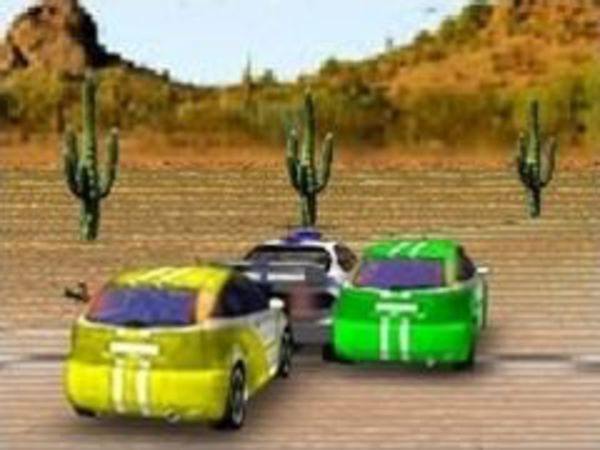 Bild zu Rennen-Spiel 3D Rally Racing