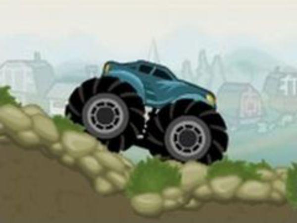 Bild zu Geschick-Spiel Extreme Trucks