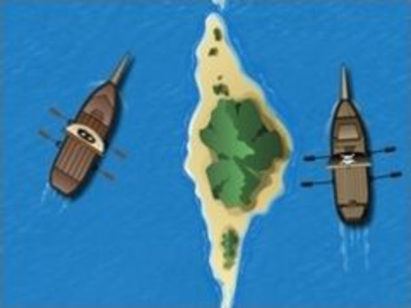 Bild zu Top-Spiel Pirate Race
