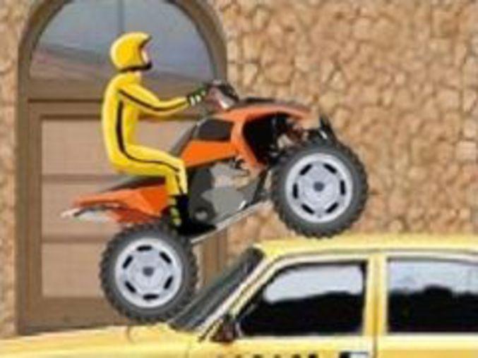 Stuntbike Deluxe
