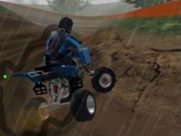 Bild zu Rennen-Spiel 4 Wheel Fury 2