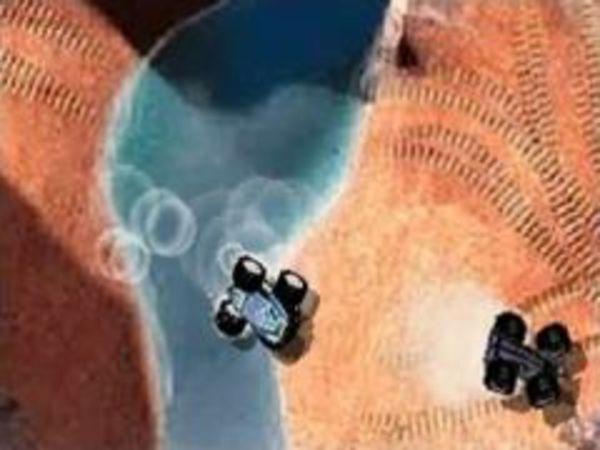 Bild zu Top-Spiel Drome Duell Canyon