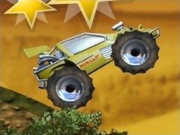 Bild zu Action-Spiel Dune Buggy