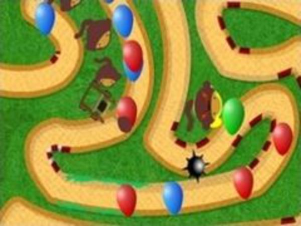 Bild zu Action-Spiel Bloons Tower Defense 3