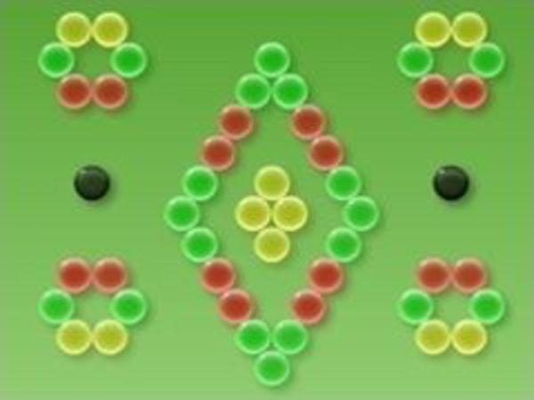 Bild zu Geschick-Spiel Clusterz