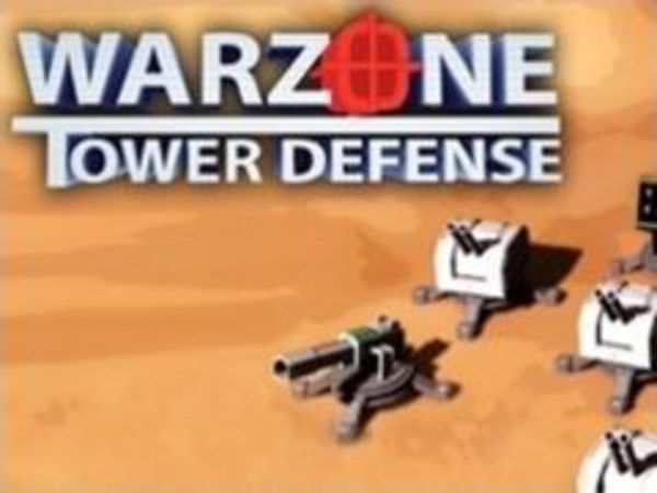 Bild zu Action-Spiel Warzone Towerdefense