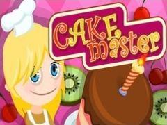 Cake Master spielen