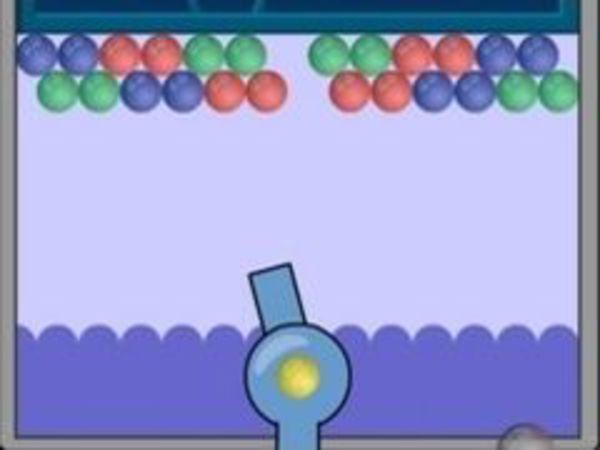 Bild zu Geschick-Spiel Bubble Trouble
