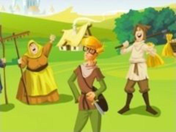 Bild zu Rollenspiele-Spiel Spell Blazer