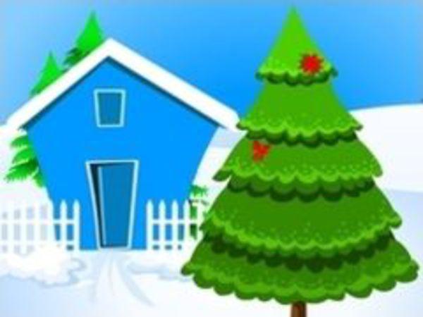 Bild zu Geschick-Spiel Christmas Tree