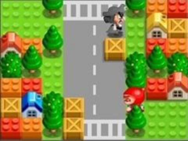 Bild zu Klassiker-Spiel Crazy Arcade