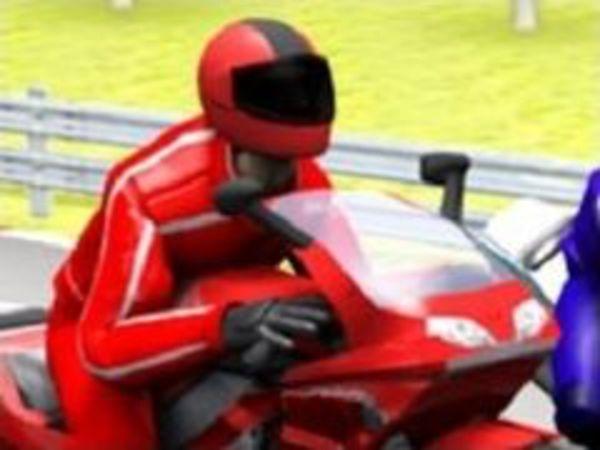 Bild zu Top-Spiel 3D Motorbike Racing