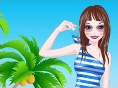 Beach Dressup spielen